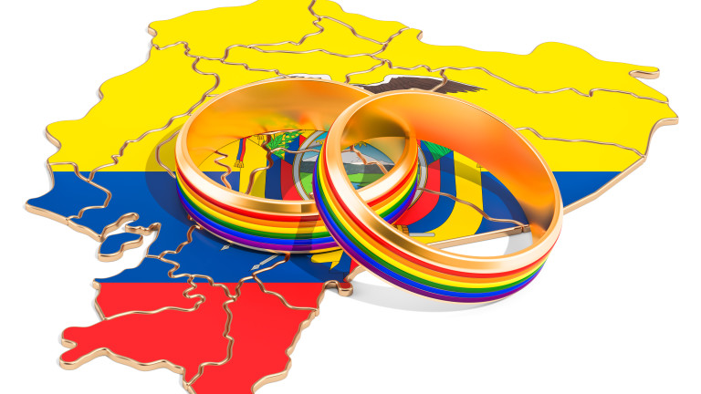 Конституционният съд на Еквадор разреши еднополовите бракове