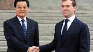 """Русия подписа """"ядрен"""" договор с Китай"""