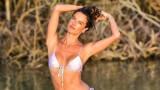 Алесандра Амброзио, почивката ѝ на архипелага Фернандо де Нороня и секси снимките на модела