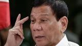 Човешките права да не ходят в Минданао, отсече Дутерте