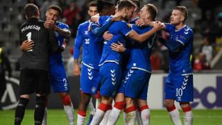 Рейнджърс е първият полуфиналист в Лига Европа