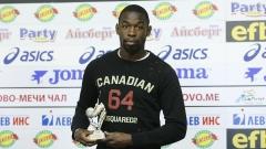 Рахави Кифуети иска трансфер в Лудогорец