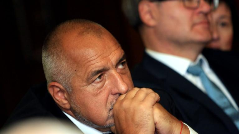 Ако премиерът Бойко Борисов поиска оставката на вицепремиера Валери Симеонов,
