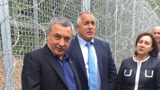 Патриотите издействаха от Горанов 44 млн. лв. за довършване на оградата с Турция