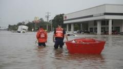 7 загинали и хиляди евакуирани в американския щат Луизиана заради наводнения