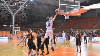 Академик Бултекс не можа да се класира за финалната четворка на Балканската лига