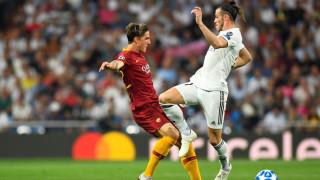 Реал (Мадрид) - Рома 3:0!