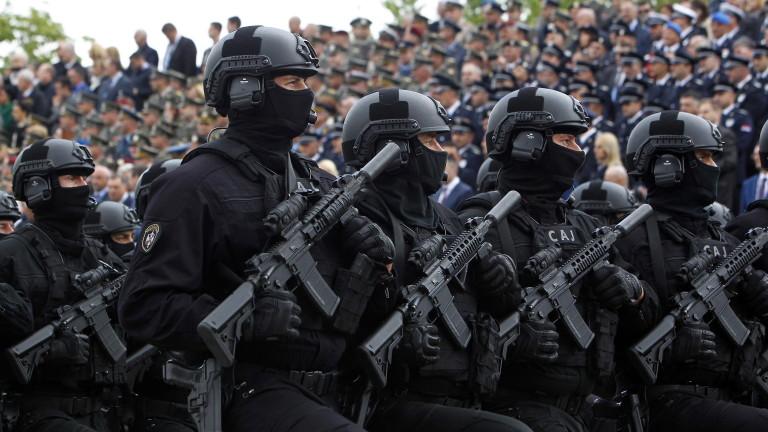 Русия, Сърбия и Беларус започнаха международни тактически военни учения