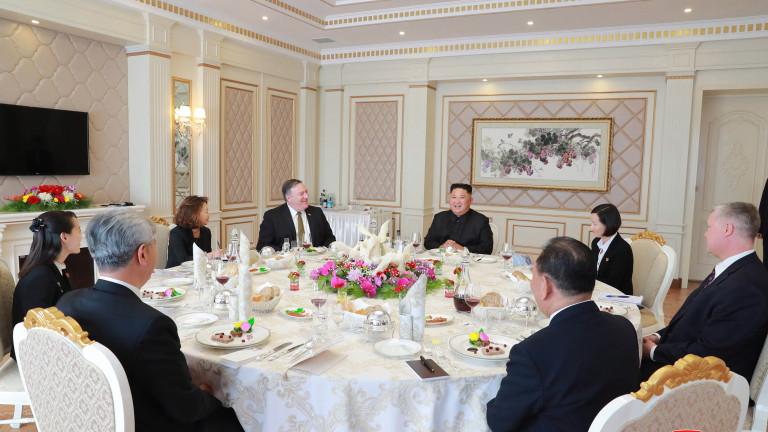 Президентът на Южна Корея Мун Дже-ин съобщи, че обмисля дали