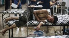 400 загинали и 2000 ранени в Алепо за по-малко от месец