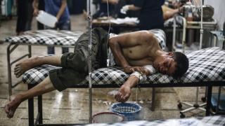 Всички страни, воюващи в Алепо, извършват военни престъпления, алармира ООН