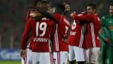 КАС решава до дни дали да допусне ЦСКА в Европа