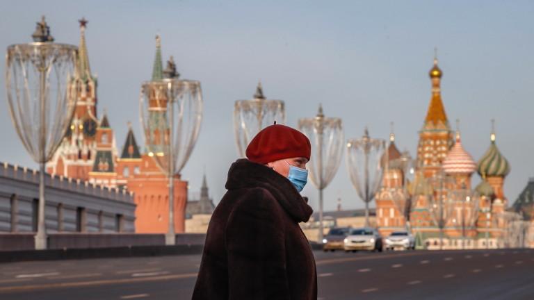Руската икономика върви нагоре след рецесията в края на 2020-а