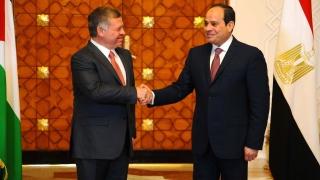 Аман и Кайро: Не подлежи на промяна решението за две държави - Израел и Палестина