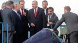 Турция и Русия договарят 36 изтребителя Су-35