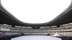 Токио 2020 вече започна