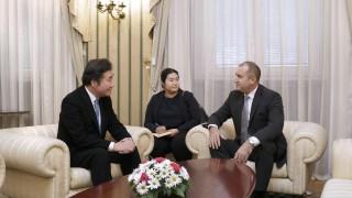 България задълбочава стратегическото партньорство между ЕС и Южна Корея