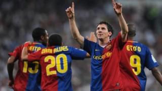 """Барса се забавлява срещу Реал на """"Бернабеу"""": 5:0, 6:2, 4:0..."""