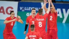 Волейболните национали до 18 години запазват шансове за полуфинал на Европейското