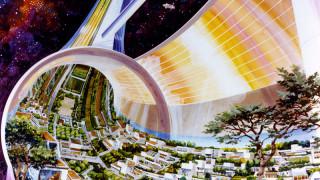 Как сме си представяли живота в космоса през 70-те