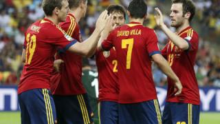 Испанците вече договориха премиите си за световна титла