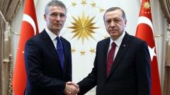 САЩ не се консултирали с НАТО за армията от сирийски кюрди