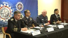 Натовското присъствие в Черно море цели мир, а не провокация, уверяват военни