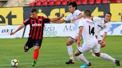 Сампдория пробва 15-годишен талант на Локомотив (София)