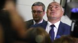 Бойко Борисов уверен в безапелационната победа на ГЕРБ