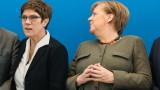 Каренбауер иска Германия да ползва икономически натиск срещу Русия в Сирия