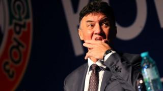 Шефът на английския футбол също поздрави Боби Михайлов