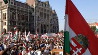 Отново протести срещу правитеството в Унгария