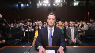 Зукърбърг: Facebook не е монопол и не продава лични данни