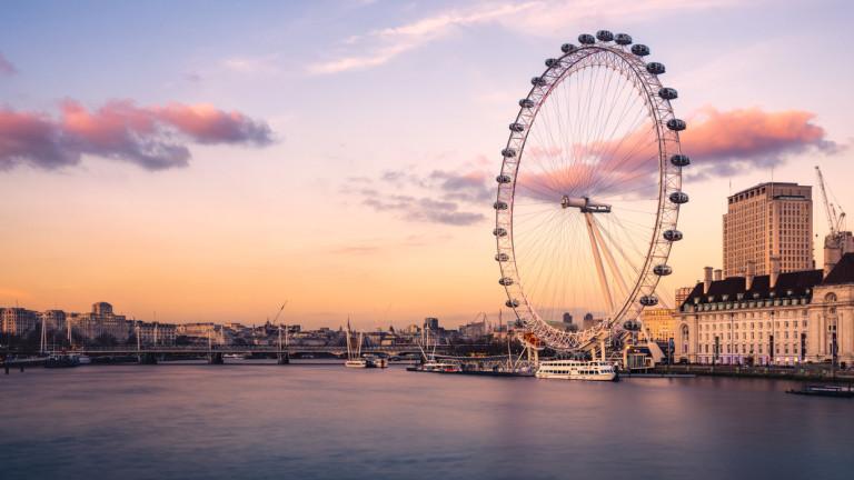 От близо 20 години Окото на Лондон (The London Eye)