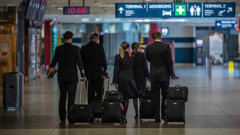 ЕК иска отпадане на карантината и тестовете при пътуване със самолет