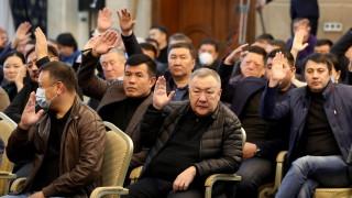 Киргизстан има ново правителство