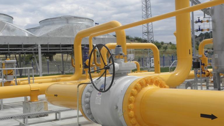"""ЕК ни дава €920 000 за газов хъб """"Балкан"""""""