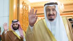 Нов престолонаследник след рокади в кралската фамилия в Саудитска Арабия
