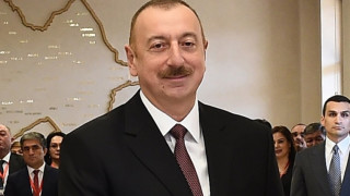 Президентът на Азербайджан Алиев преизбран с над 80% от гласовете