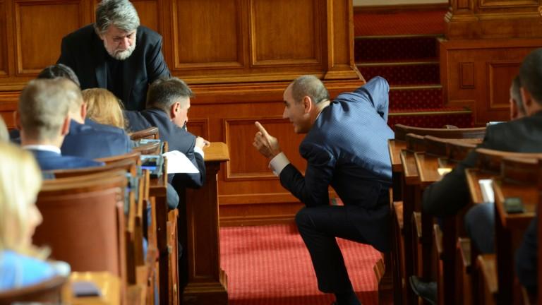 Депутатите приеха на първо четене промени във Валутния закон, отнасящи