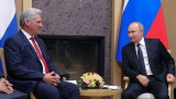 Путин прие покана за визита в Куба