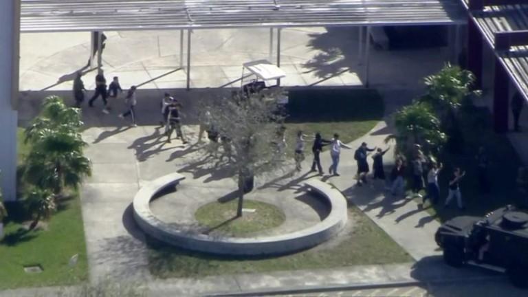 Стрелба в училище във Флорида, има загинали