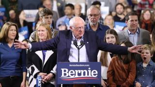 """Бърни Сандърс """"хвърли кърпата"""", Джо Байдън се изправя срещу Тръмп на изборите"""