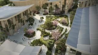 Toyota създава водороден град на бъдещето