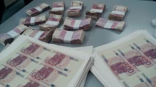 В Спецпрокуратурата разясняват за нелегална печатница за фалшиви евро