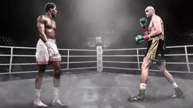 Битката за абсолютната титла в тежка категория между британските боксьори