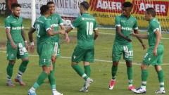 Лудогорец с убедителна победа над азербайджанския Габала