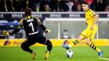 Борусия (Дортмунд) спечели гостуването си на Борусия (Мьонхенгладбах) с 2:1