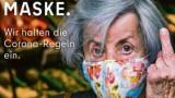 Берлин показа среден пръст на отказващите маски - буквално