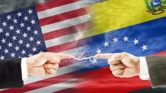 Венецуела свалила US самолет